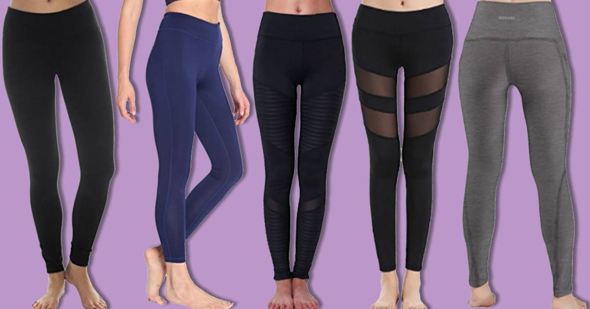 The best cheap leggings and yoga pants under $20, according to Amazon reviews