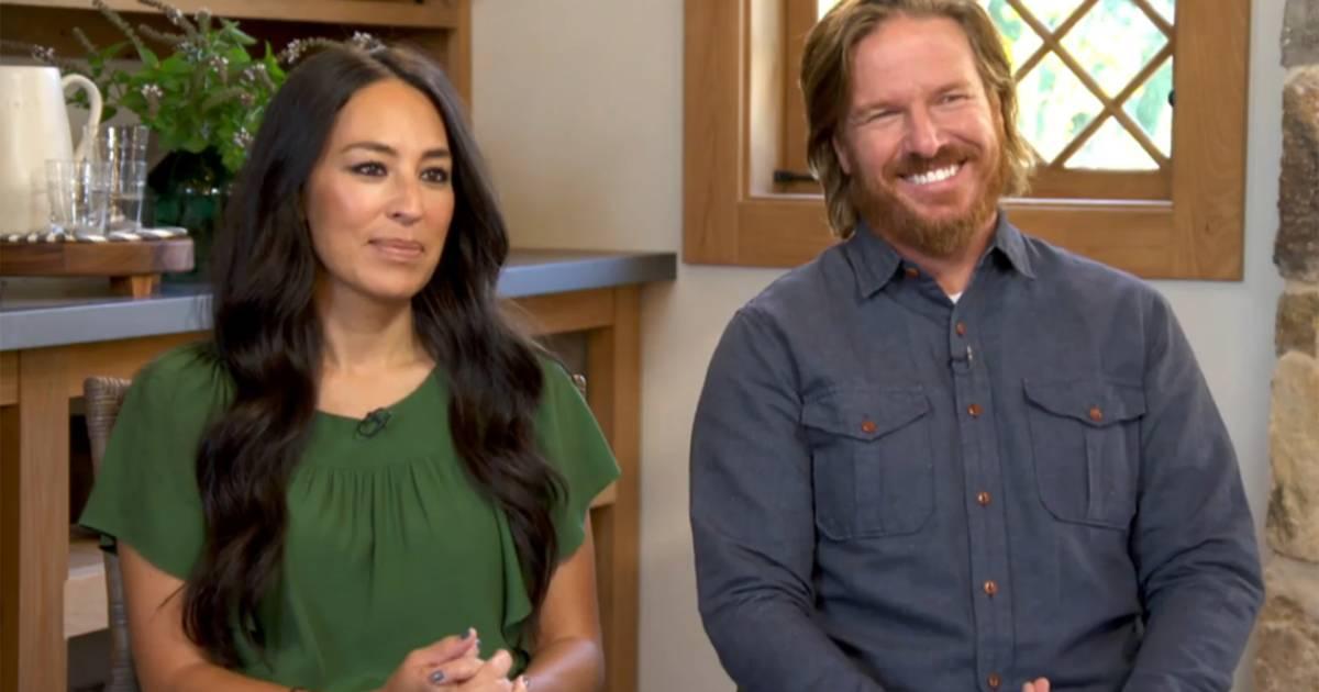 chip and joanna gaines talk divorce rumors fame and life. Black Bedroom Furniture Sets. Home Design Ideas