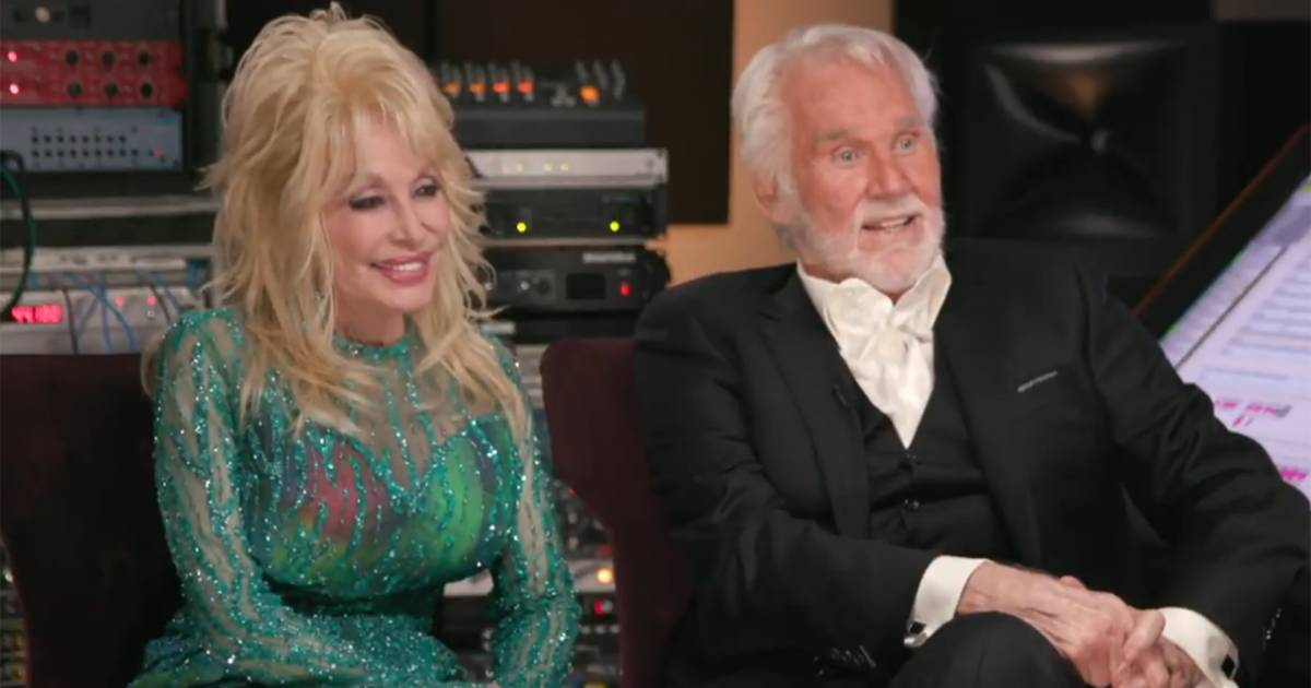 Dolly Parton and Kenny Rogers reveal why they never became ...