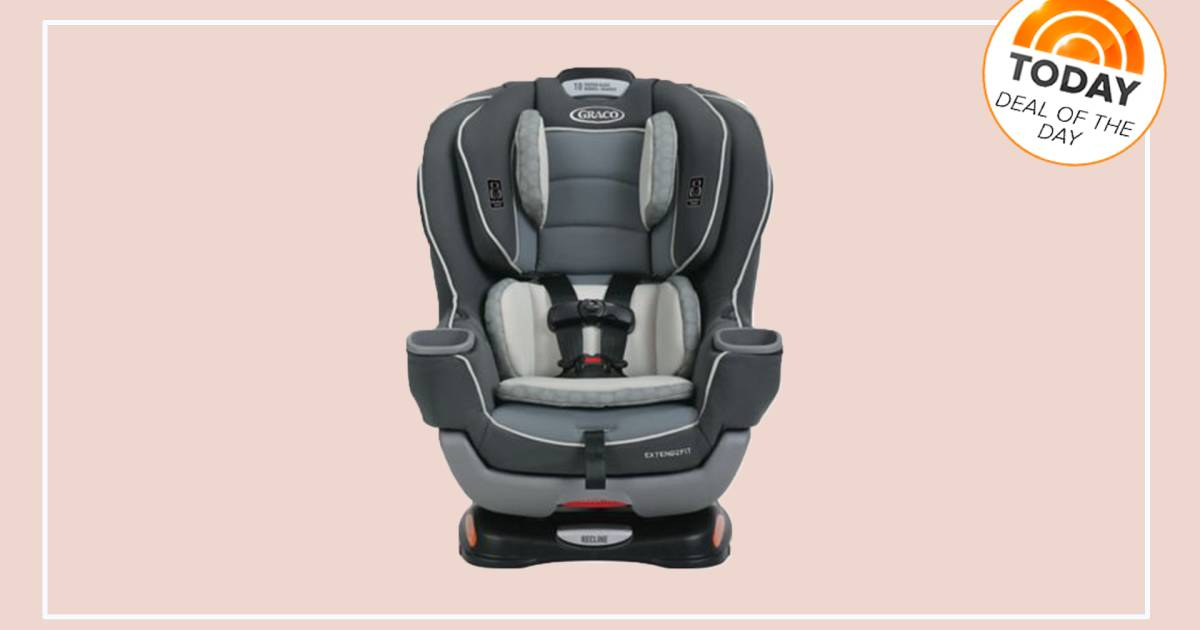 Deal Of The Day Extra 20 Percent Off Graco Convertible Car Seat