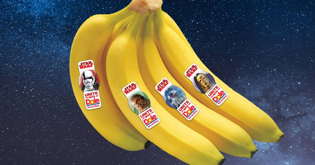 Star Wars Lettuce Internet Can T Handle Dole S Over The Top Promotion