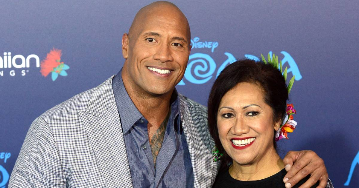 'The Rock' Dwayne Johnson gives mom a house in Christmas surprise