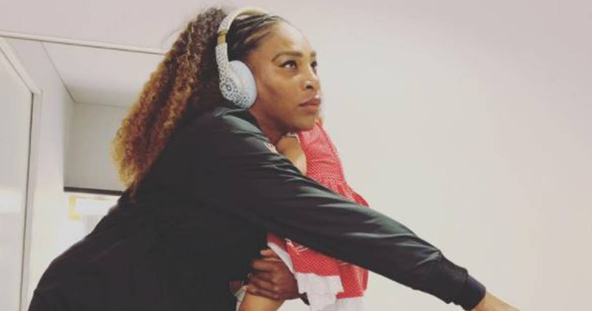 'I can do this': See Serena Williams' shoutout to all the parents who inspire her