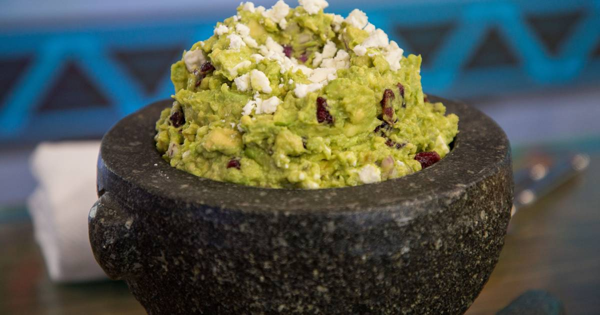 Cranberries in guac?! Try these 3 unique guacamole recipes