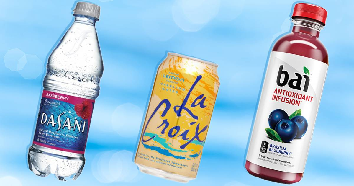 LaCroix, Sparkling Ice, Bai and beyond: Are fruit-flavored waters good for you?