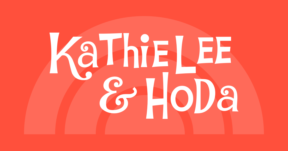 Kathie Lee And Hoda News Photos Videos From The Show Todaycom