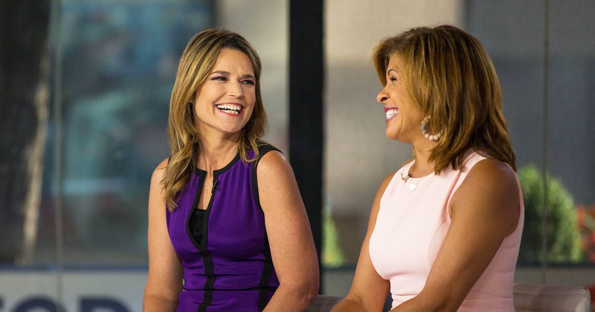 Hoda and Savannah open up about staying positive and happy — even on the tough days