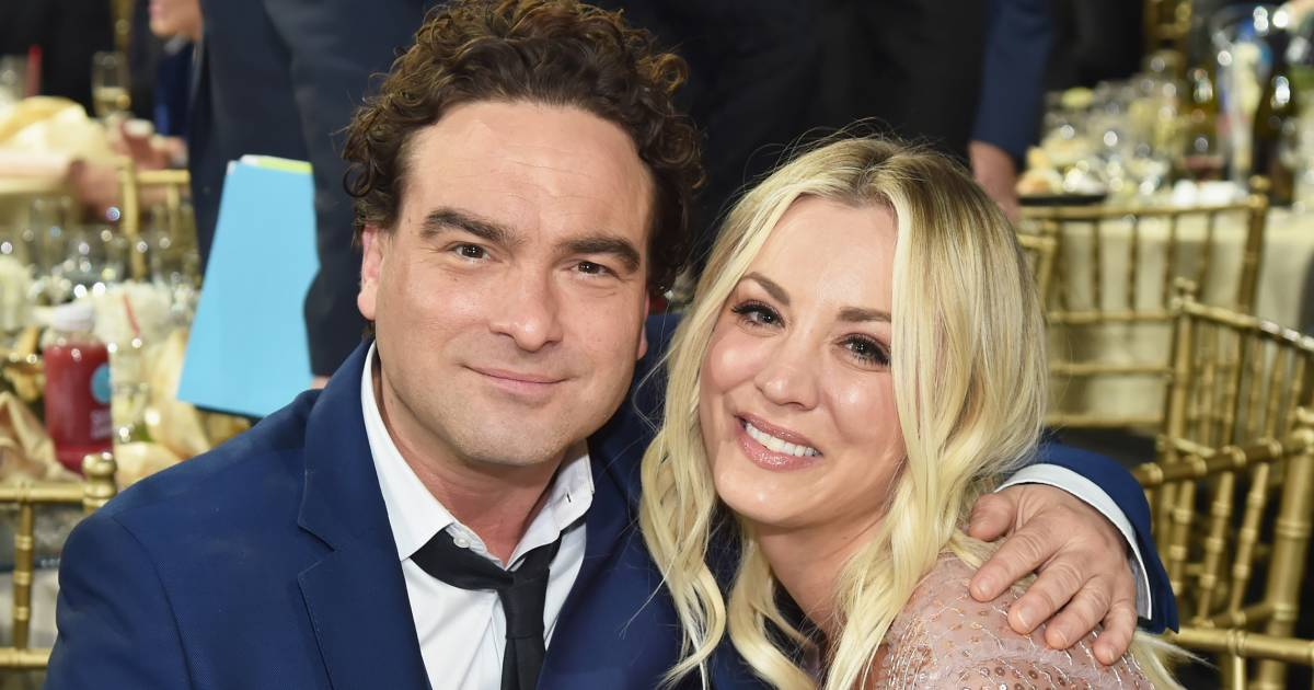 Johnny Galecki was totally ready to stand in for Kaley Cuoco's mini horse at her wedding