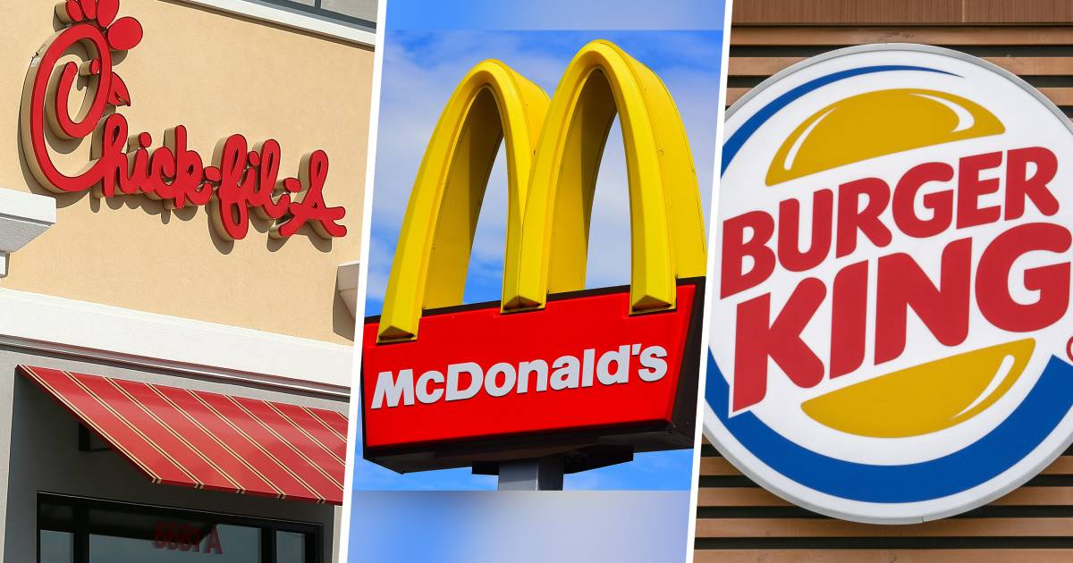 Texans and Californians are outraged over America's 'favorite' fast food survey