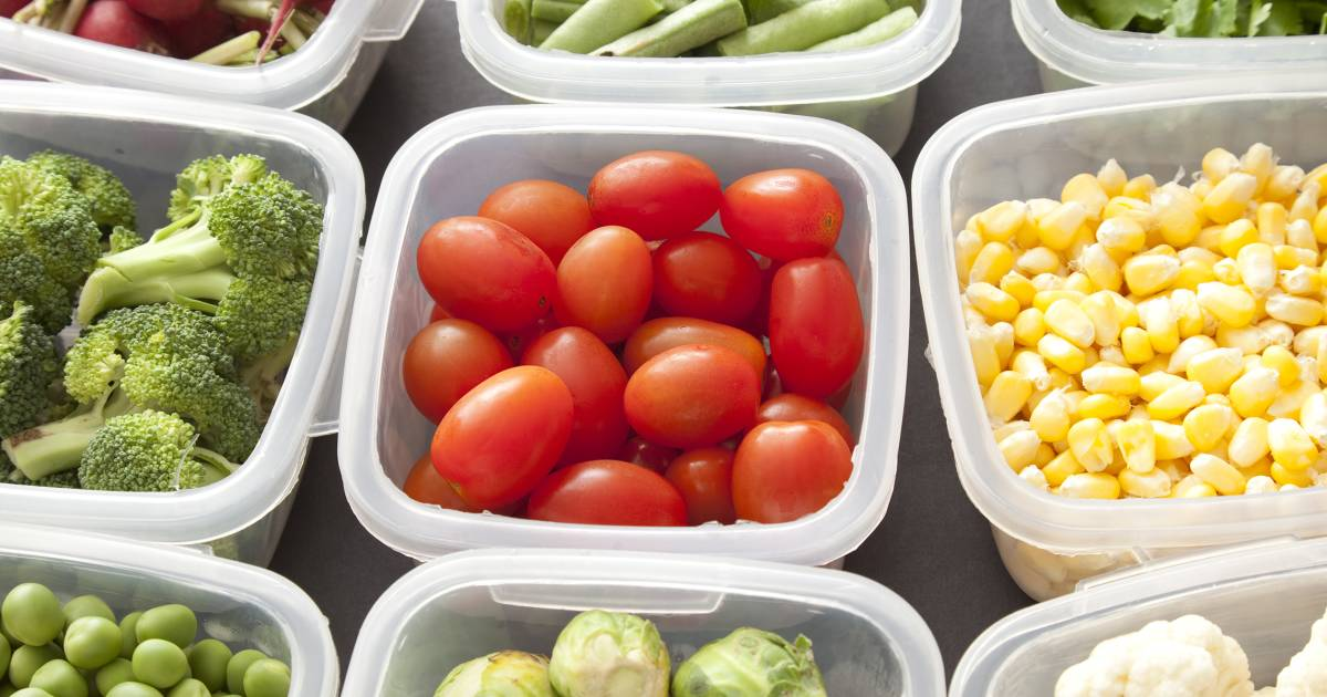 How To Reheat Food In Plastic Containers