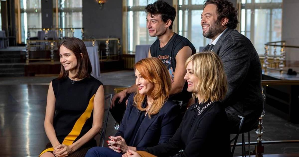 J.K. Rowling talks 'Fantastic Beasts,' shares first look at final trailer