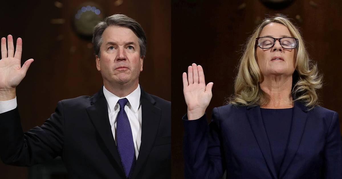 Kavanaugh hearing prompts spike in calls about sexual assault