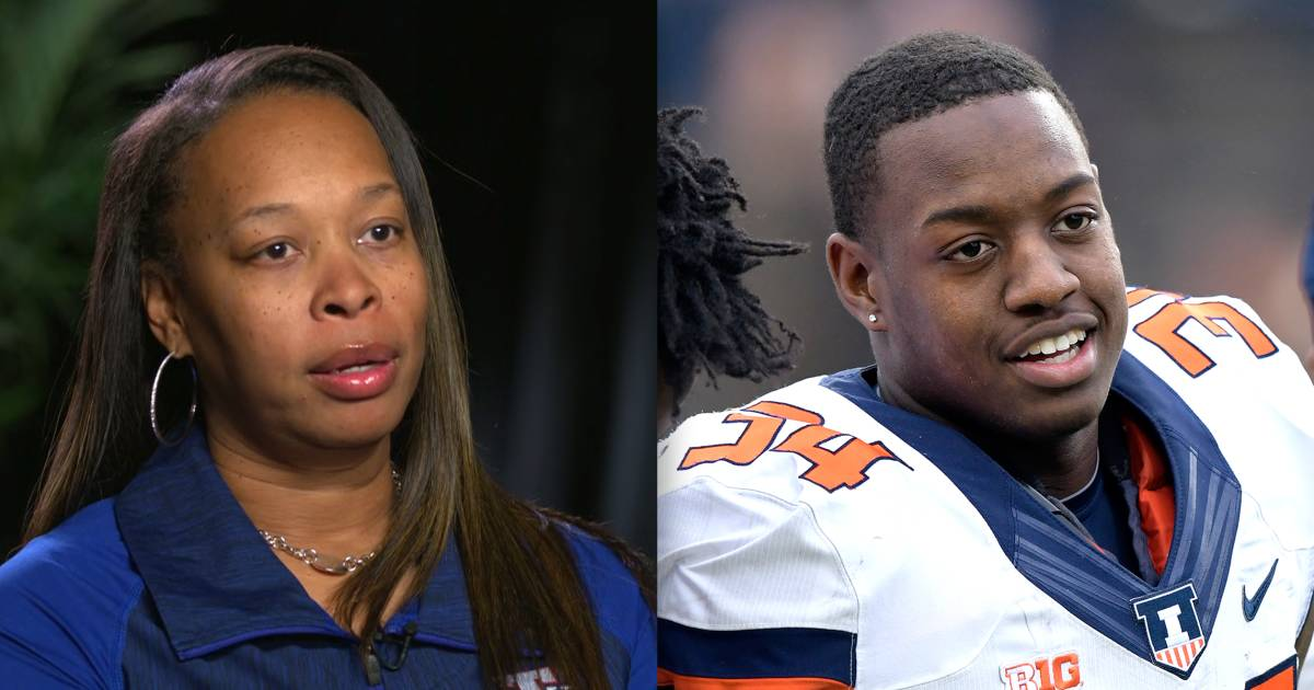 mother of football player who collapsed during game says