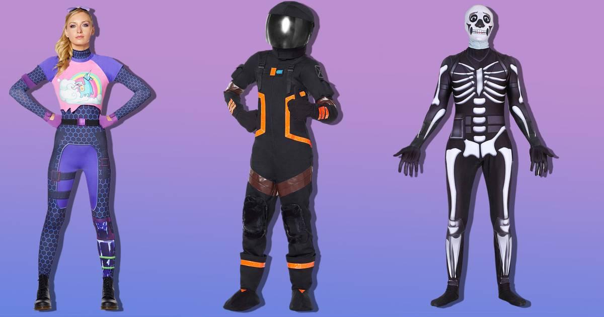 Fortnite Halloween costumes thatu0026#39;ll help you win trick-or-treating