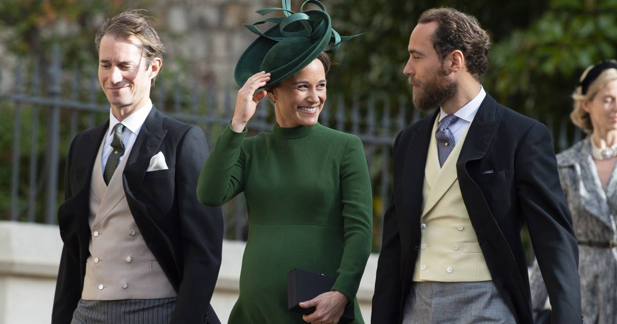 Pippa Middleton gives birth to her 1st child! Here's what we know
