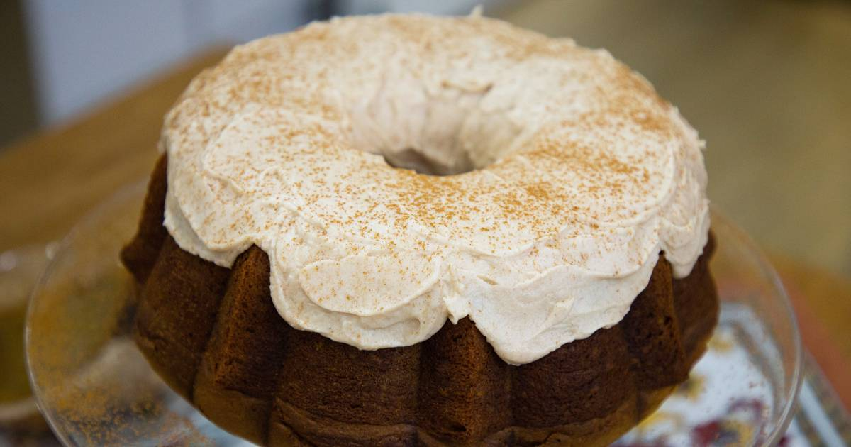 Butternut Pumpkin Cake Recipes