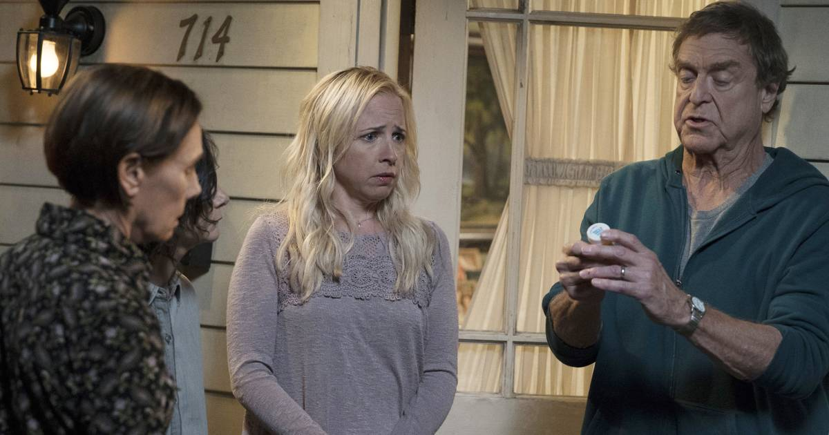 'The Conners' writer explains why show 'killed off Roseanne like that'