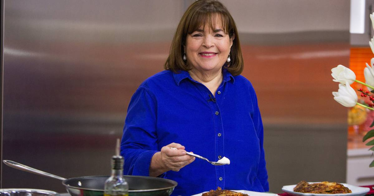3 kitchen gadgets Ina Garten says everyone should have