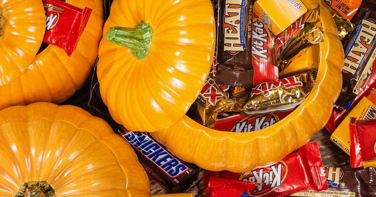 What do dentists give out on Halloween? 1 sweet treat is the 'best bet'