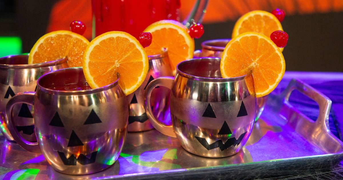 Spooky sips: Piña ghouladas, haunting mules, devilish margaritas and more