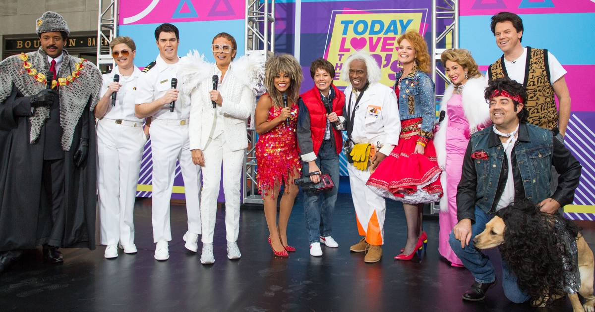 today show halloween 2018  check out our totally  u0026 39 80s costumes