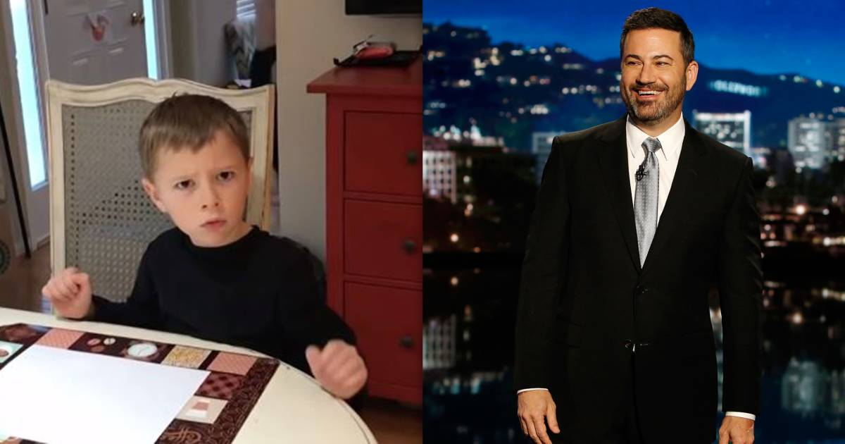 Jimmy Kimmel's Halloween candy challenge is back but kids are onto him