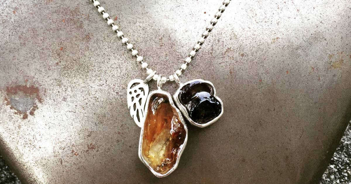 Parents are buying jewelry made from baby's umbilical cord