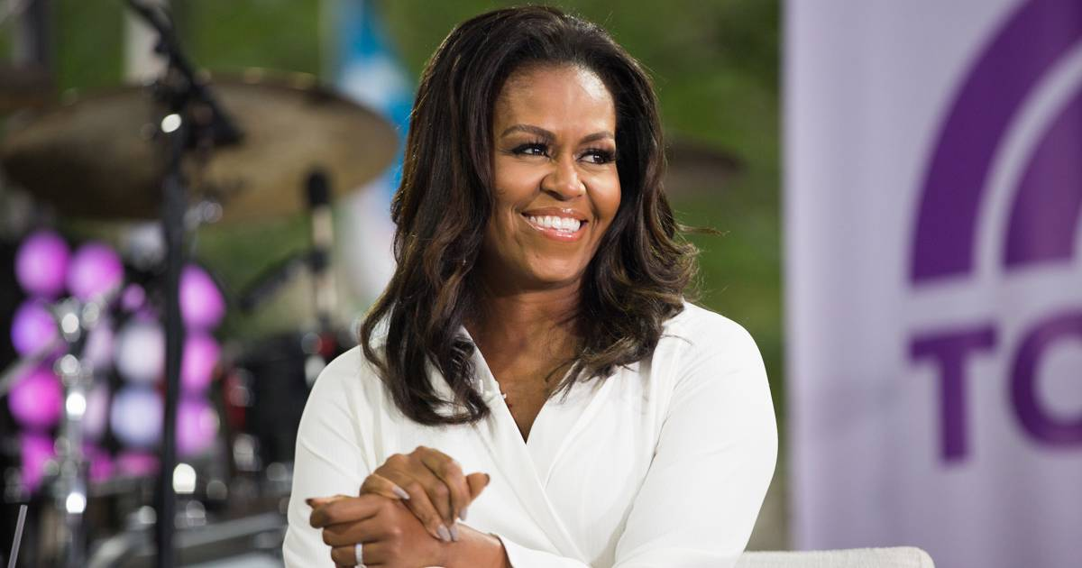 Michelle Obama reveals she had miscarriage, used IVF to conceive daughters