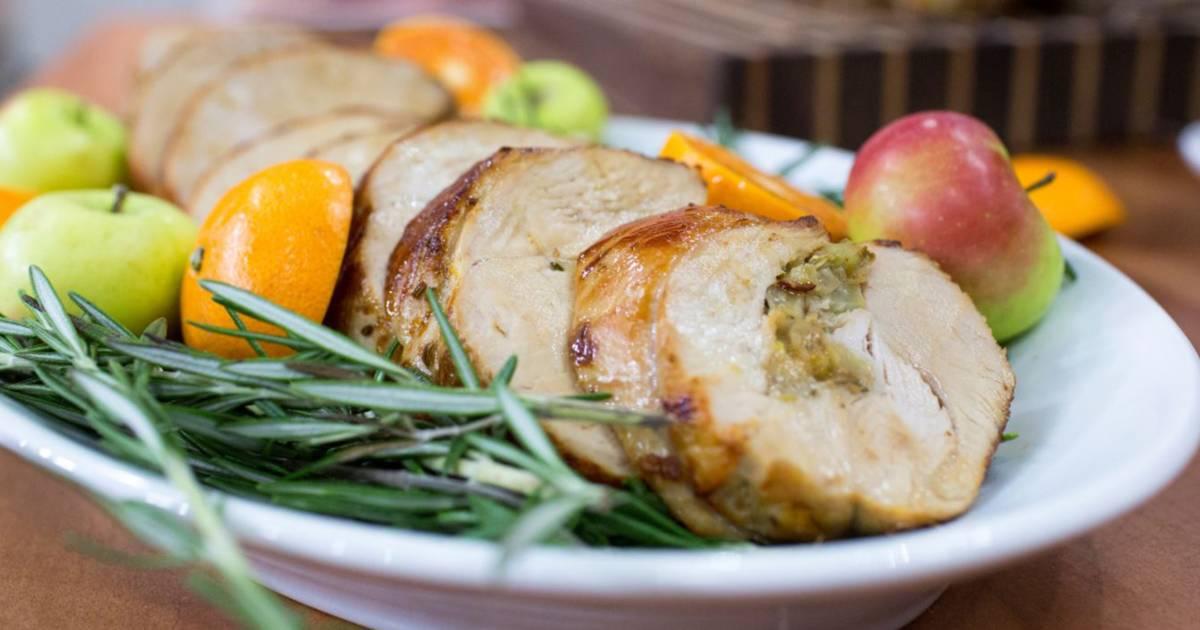 7 turkey recipes for Thanksgiving 2018