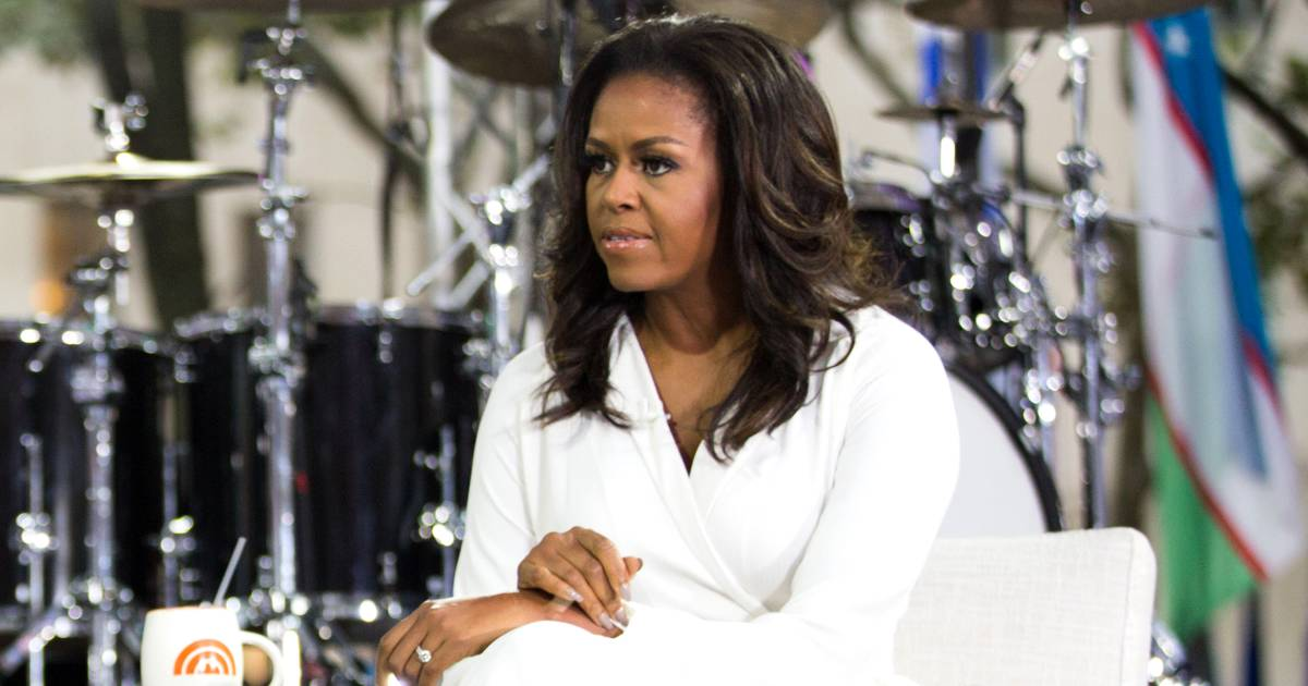 Michelle Obama looks back on her darkest day in the White House