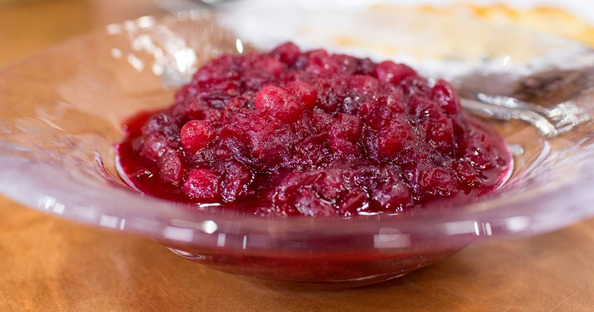 How to make cranberry sauce: 7 cranberry sauce recipes for Thanksgiving