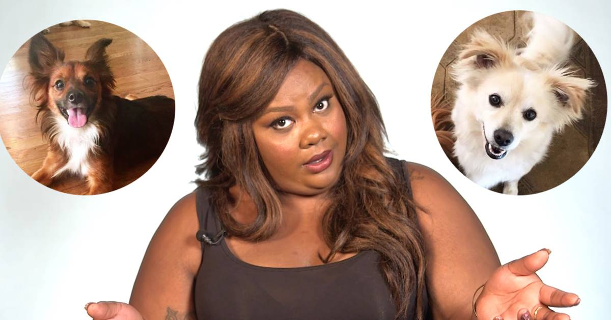 Comedian Nicole Byer thinks her dogs are strange, but that's why she loves them