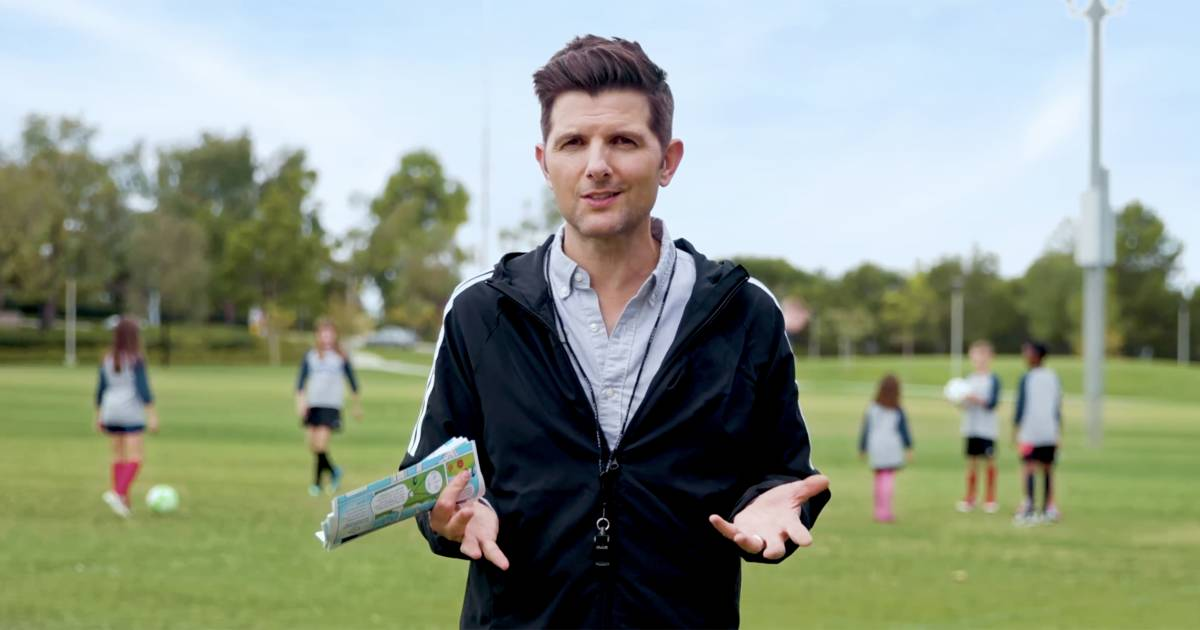 'The Good Place' star Adam Scott on challenges of tweens