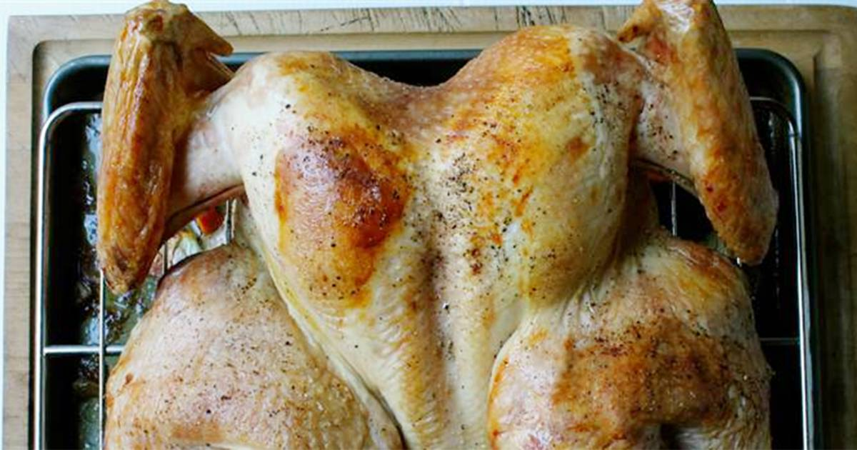 7 last-minute Thanksgiving recipes, including a turkey that's ready in 3 hours
