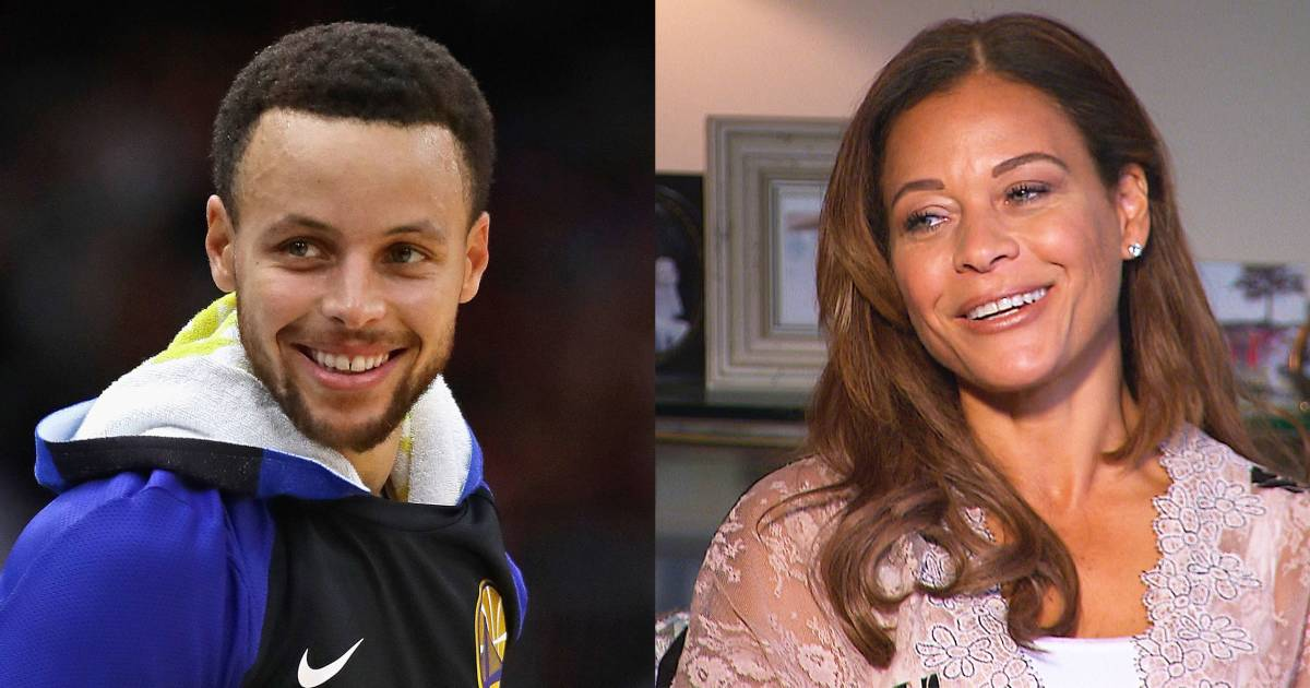 Steph Curry's mom was strict: 'It's not my job to do everything for everybody'