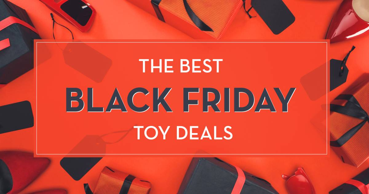 The best Black Friday toy deals 2018