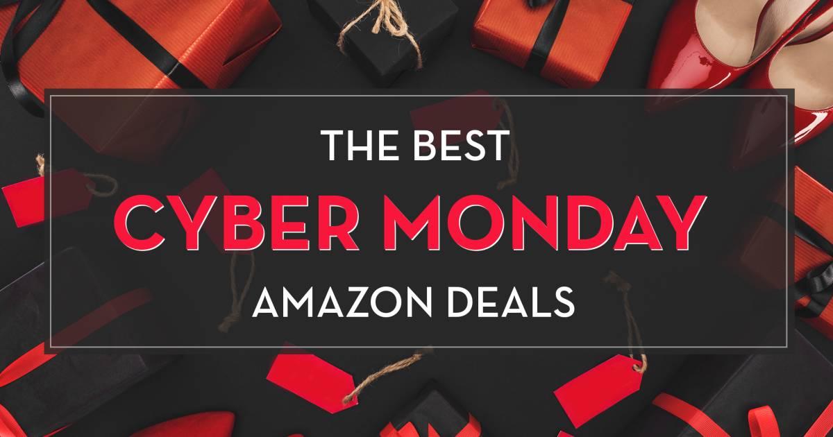 the best amazon cyber monday deals 2018. Black Bedroom Furniture Sets. Home Design Ideas