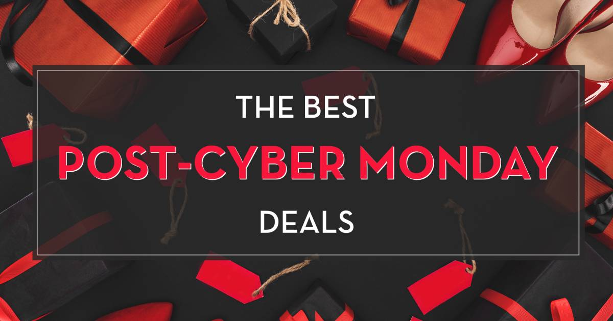 The best Cyber Monday 2018 deals you can still get for Cyber Week