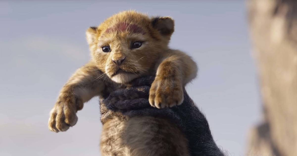 Watch the first trailer for the live-action 'Lion King' movie