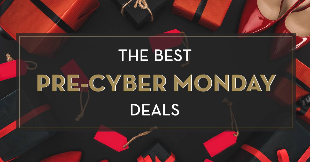 cyber monday 2018 the best cyber monday deals and sales this saturday. Black Bedroom Furniture Sets. Home Design Ideas