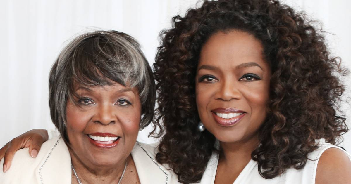 Oprah opens up about her mother's death in People interview