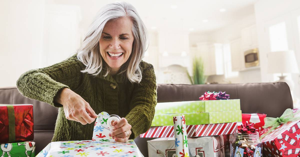 The best wrapping paper to make holiday gift wrapping easy