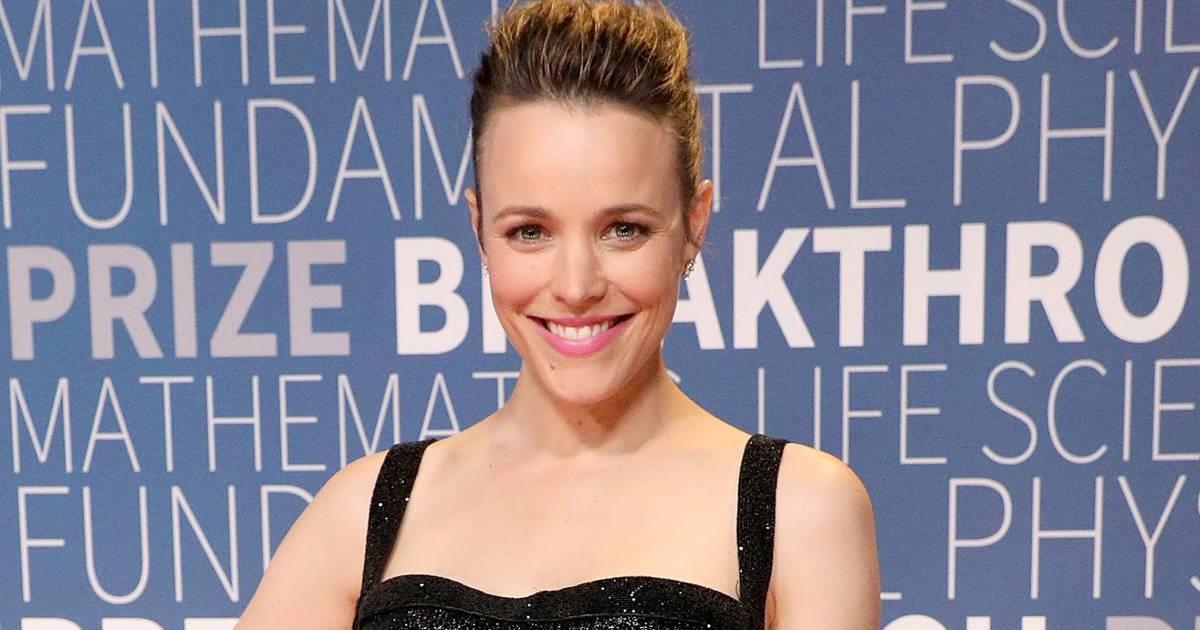 Rachel McAdams opens up about motherhood: 'I waited a long time'