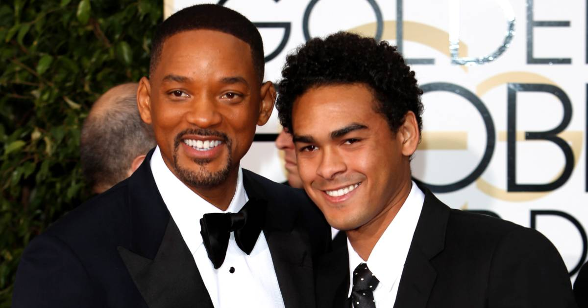 Will Smith opens up about his relationship with his eldest son Trey