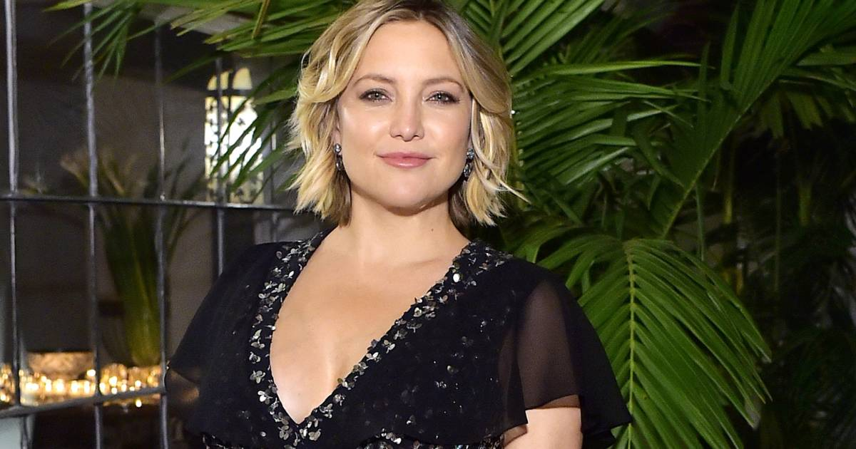 Kate Hudson shares mission to get back to 'fighting weight' after giving birth