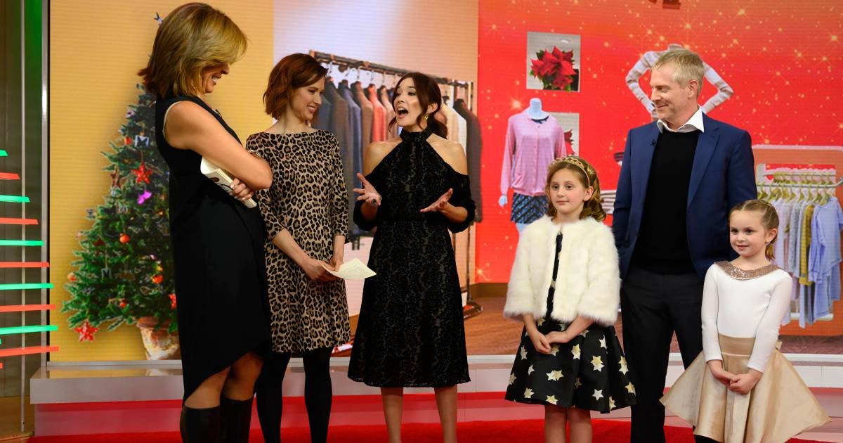 Festive holiday outfits the whole family will want to wear