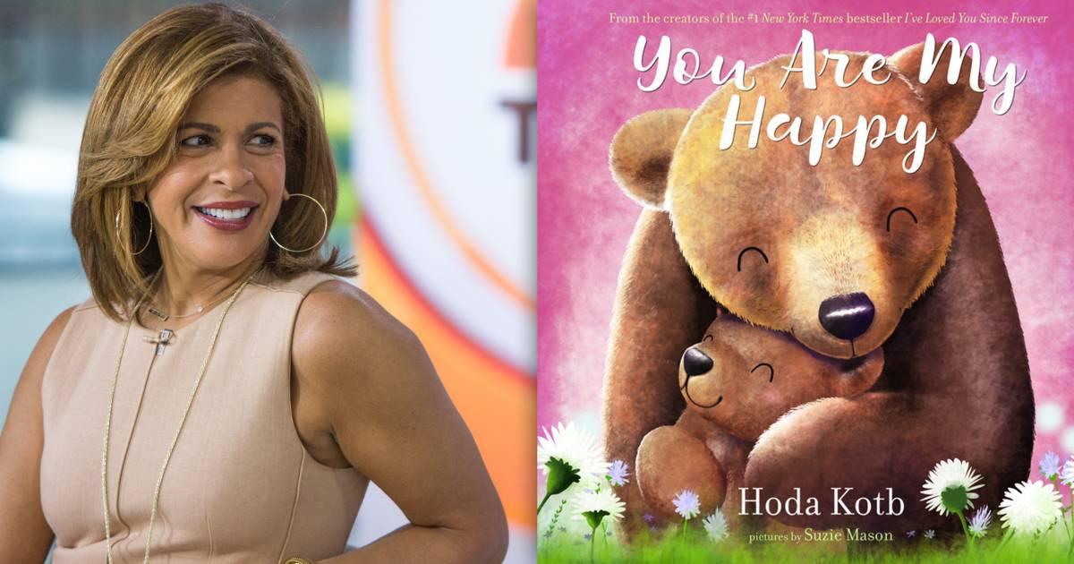 Hoda Kotb releasing new children's book inspired by daughter Haley Joy