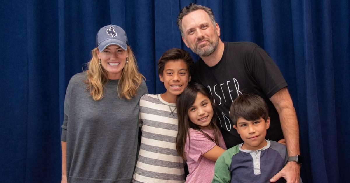 'Instant Family' writer Sean Anders on adopting siblings