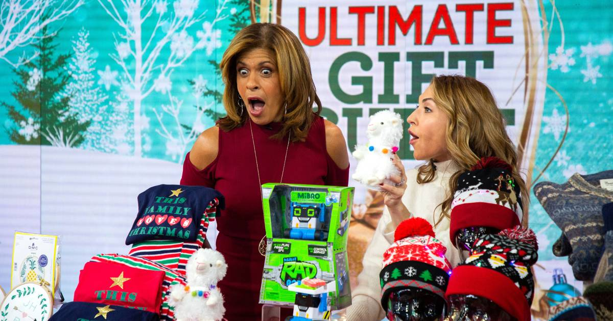 TODAY's Ultimate Holiday Gift Guide: 50 gift ideas for everyone on your list