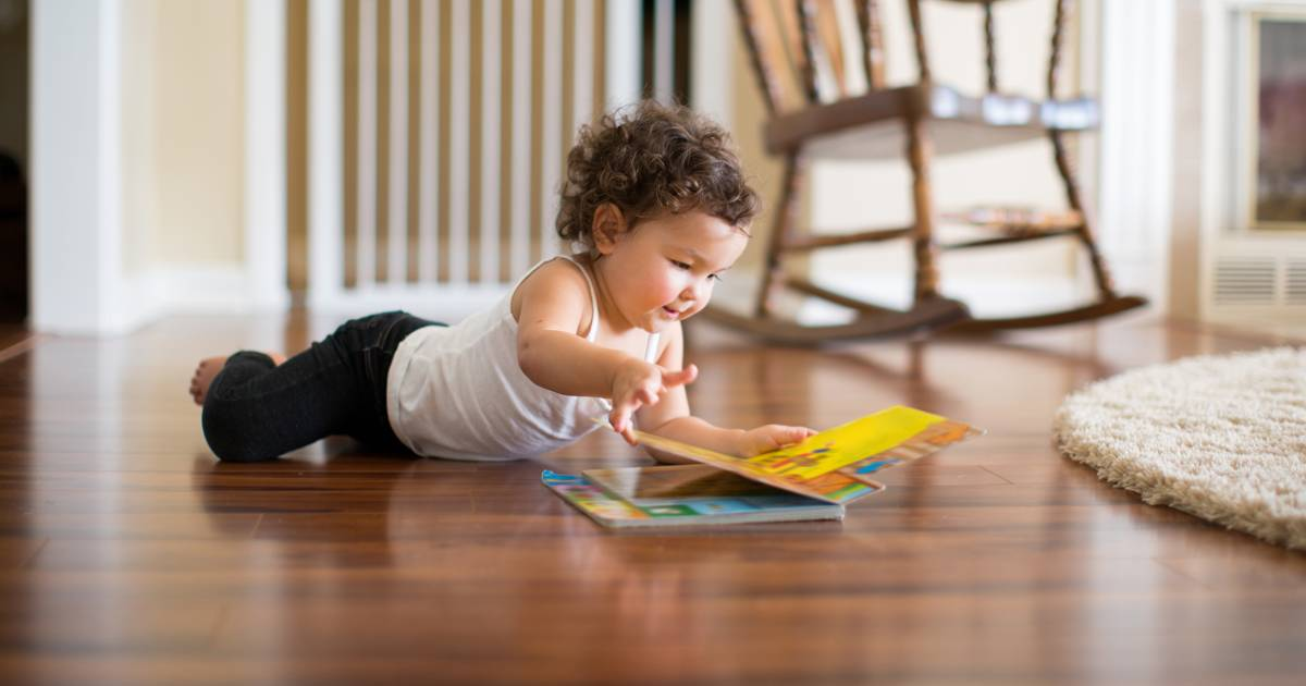 This $6 indestructible baby book is the holiday gift every new mom needs
